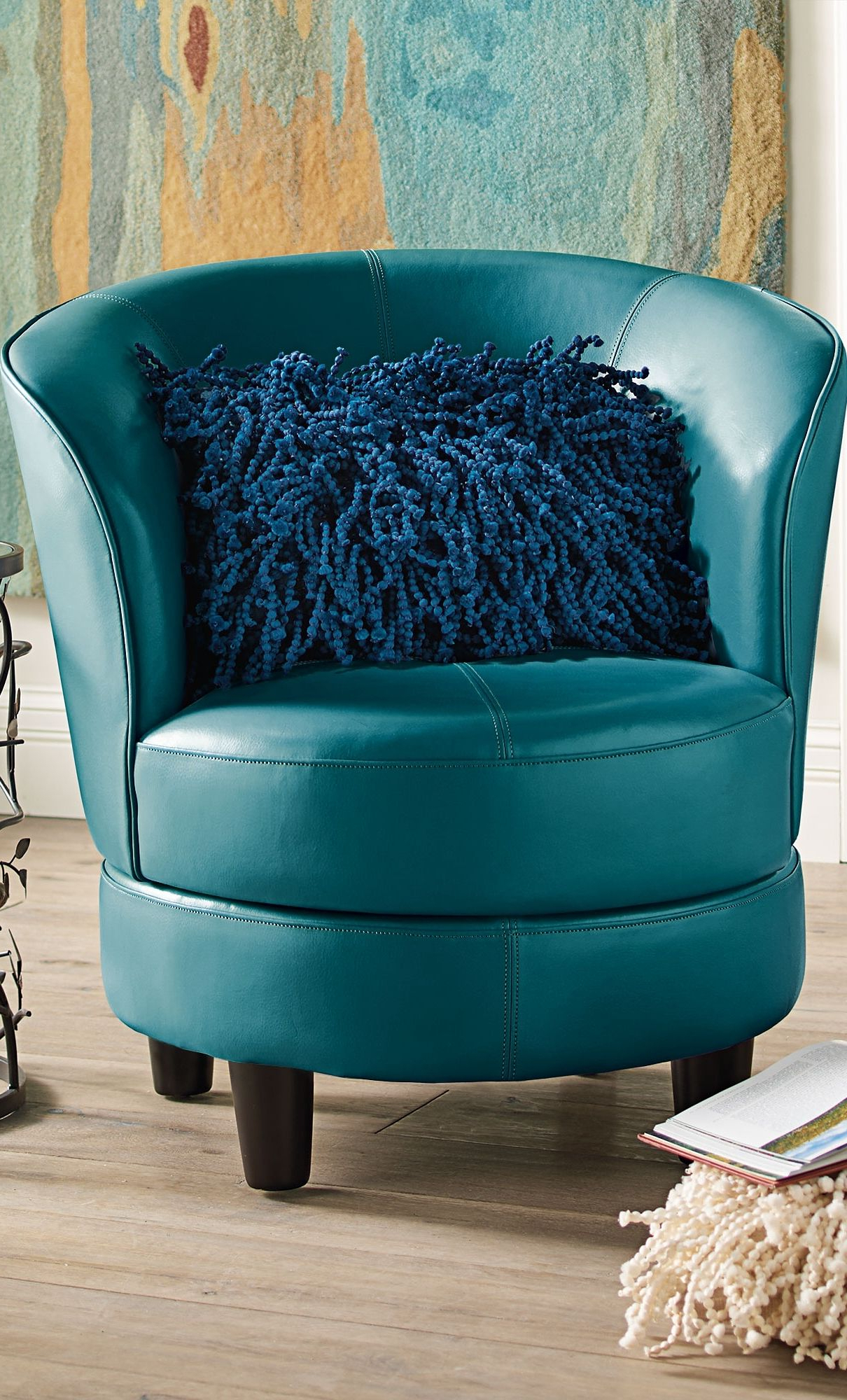 Fashionable Rebecca Swivel Chair (Gallery 6 of 20)