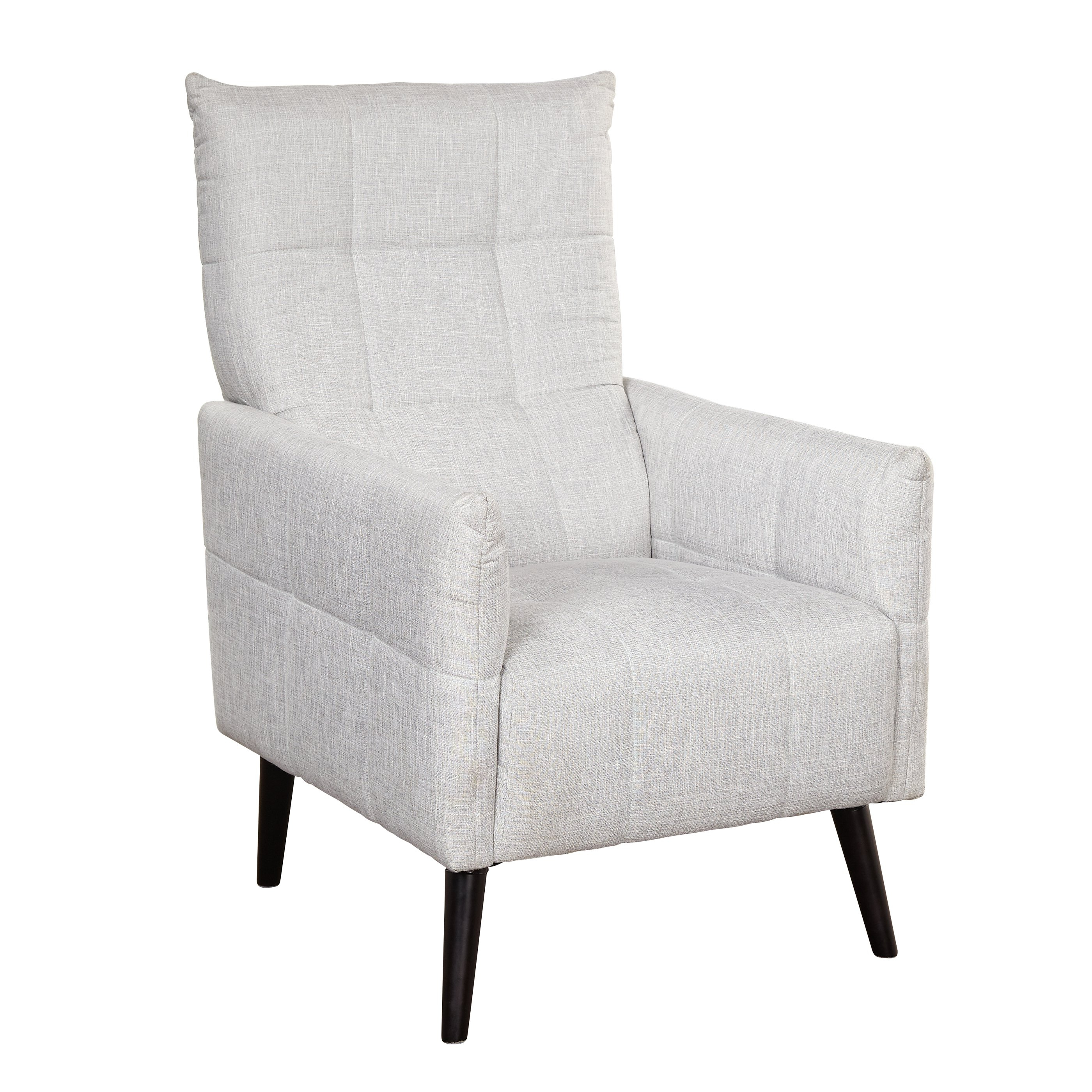 Fashionable Shop Simple Living Gwen Mid Century Accent Chair – Free Shipping Intended For Gwen Sofa Chairs (View 6 of 20)