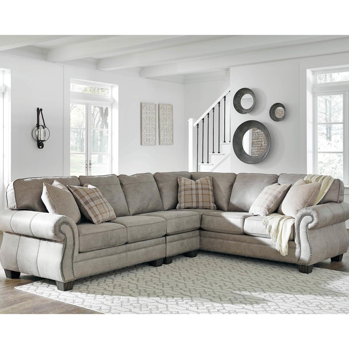 Fashionable Signature Designashley Olsberg 3 Pc (View 19 of 20)