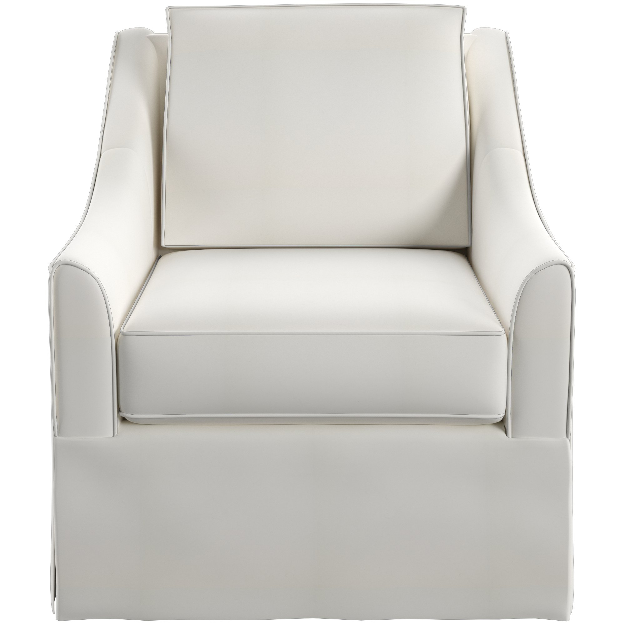 Favorite Devon Ii Swivel Accent Chairs Regarding Wayfair Custom Upholstery™ Bella Swivel Chair & Reviews (View 18 of 20)