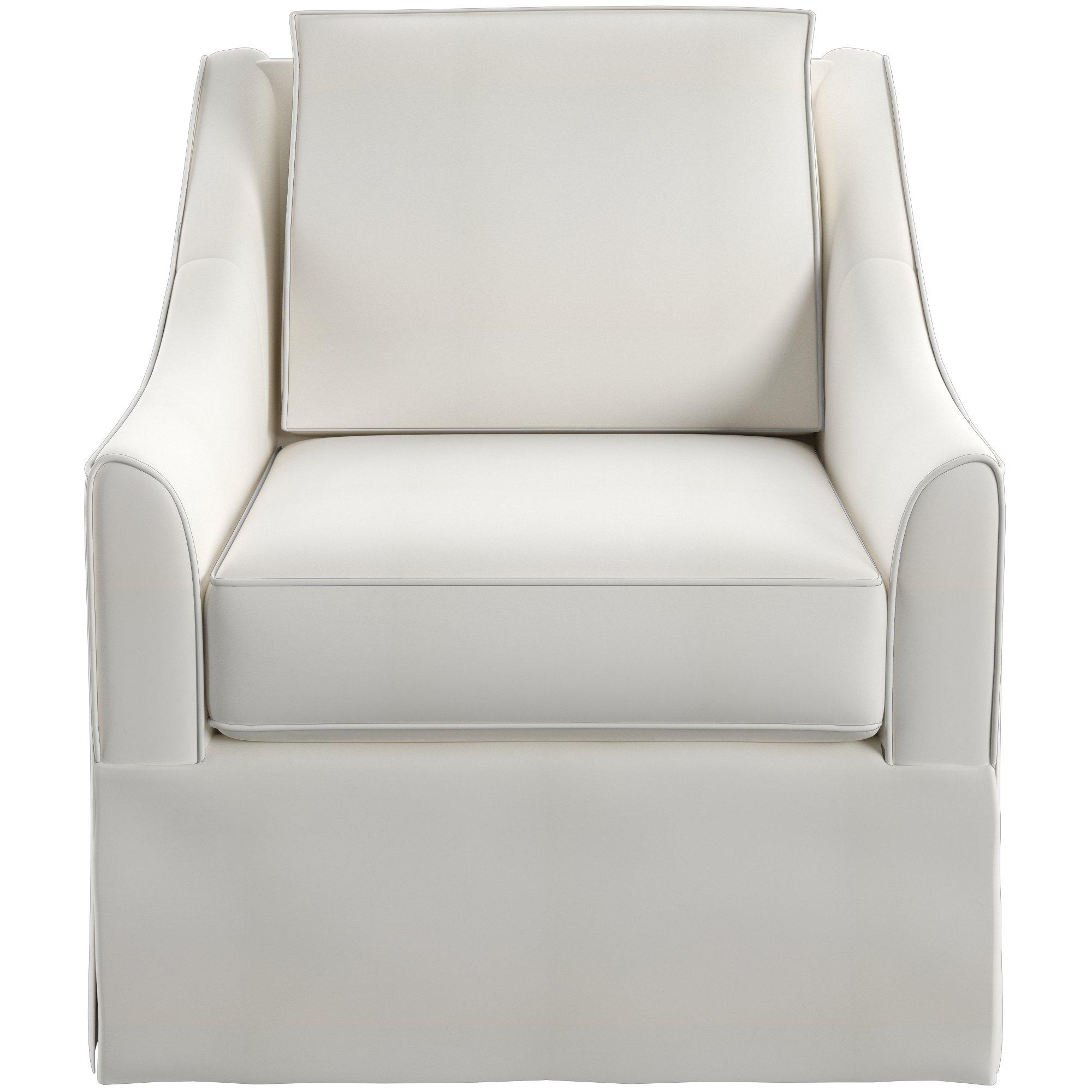 Favorite Devon Ii Swivel Accent Chairs Regarding Wayfair Custom Upholstery™ Bella Swivel Chair & Reviews (Gallery 18 of 20)