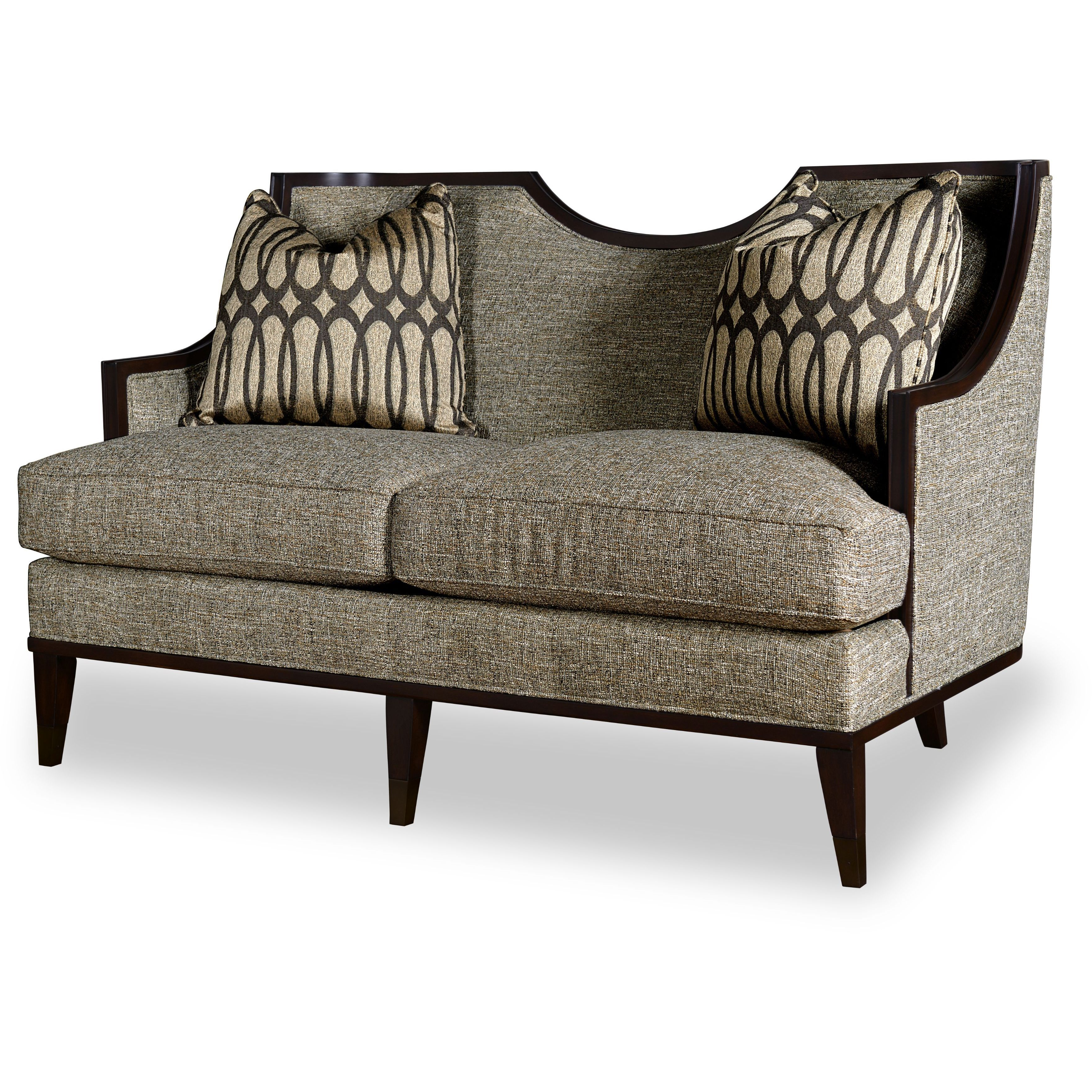 Favorite Harper Down Oversized Sofa Chairs With Shop A.r.t. Furniture Harper Mineral Loveseat – Free Shipping Today (Gallery 12 of 20)