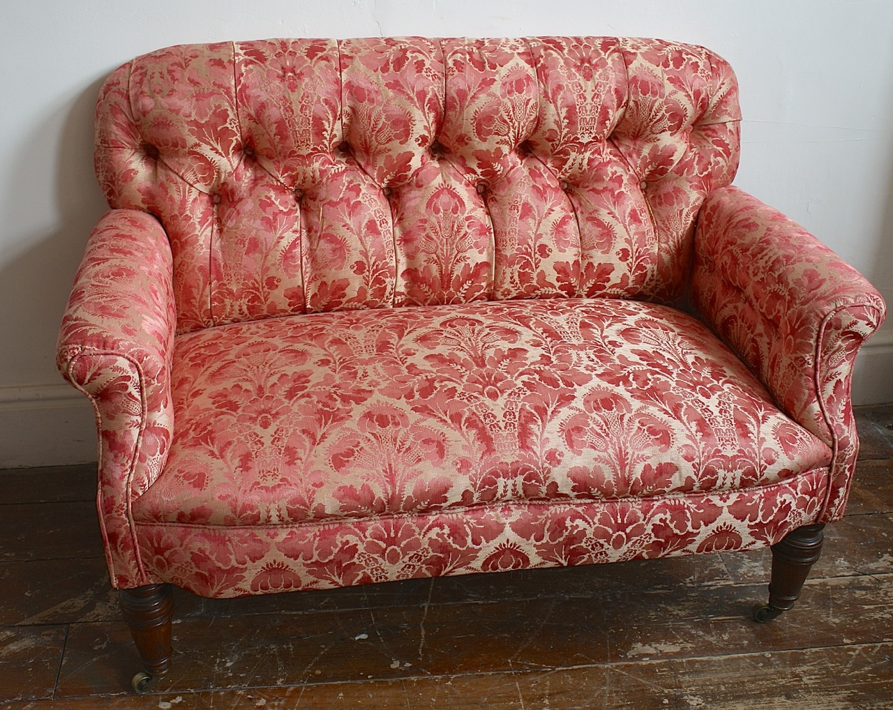 Favorite Leather Chairs Of Bath Early Victorian Sofa, Antique Sofa, Antique Regarding Antique Sofa Chairs (Gallery 11 of 20)