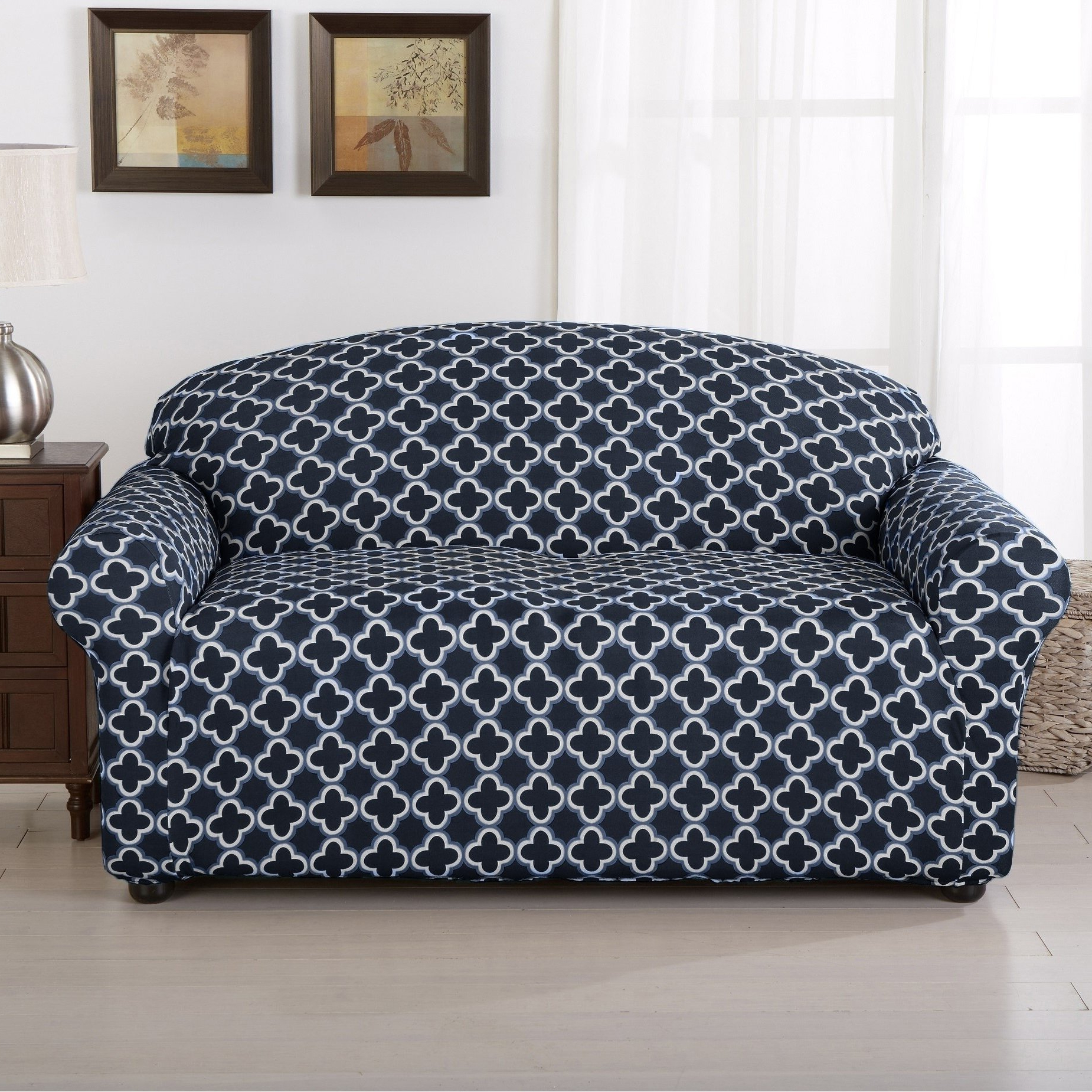 Find Great Home Decor Deals Shopping Pertaining To Famous Sofa And Chair Slipcovers (View 15 of 20)