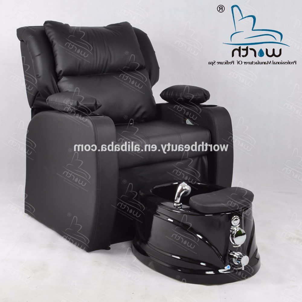 Foot Massage Sofa Chair Pedicure Foot Spa Massage Chair, View Foot For Best And Newest Foot Massage Sofa Chairs (Gallery 13 of 20)