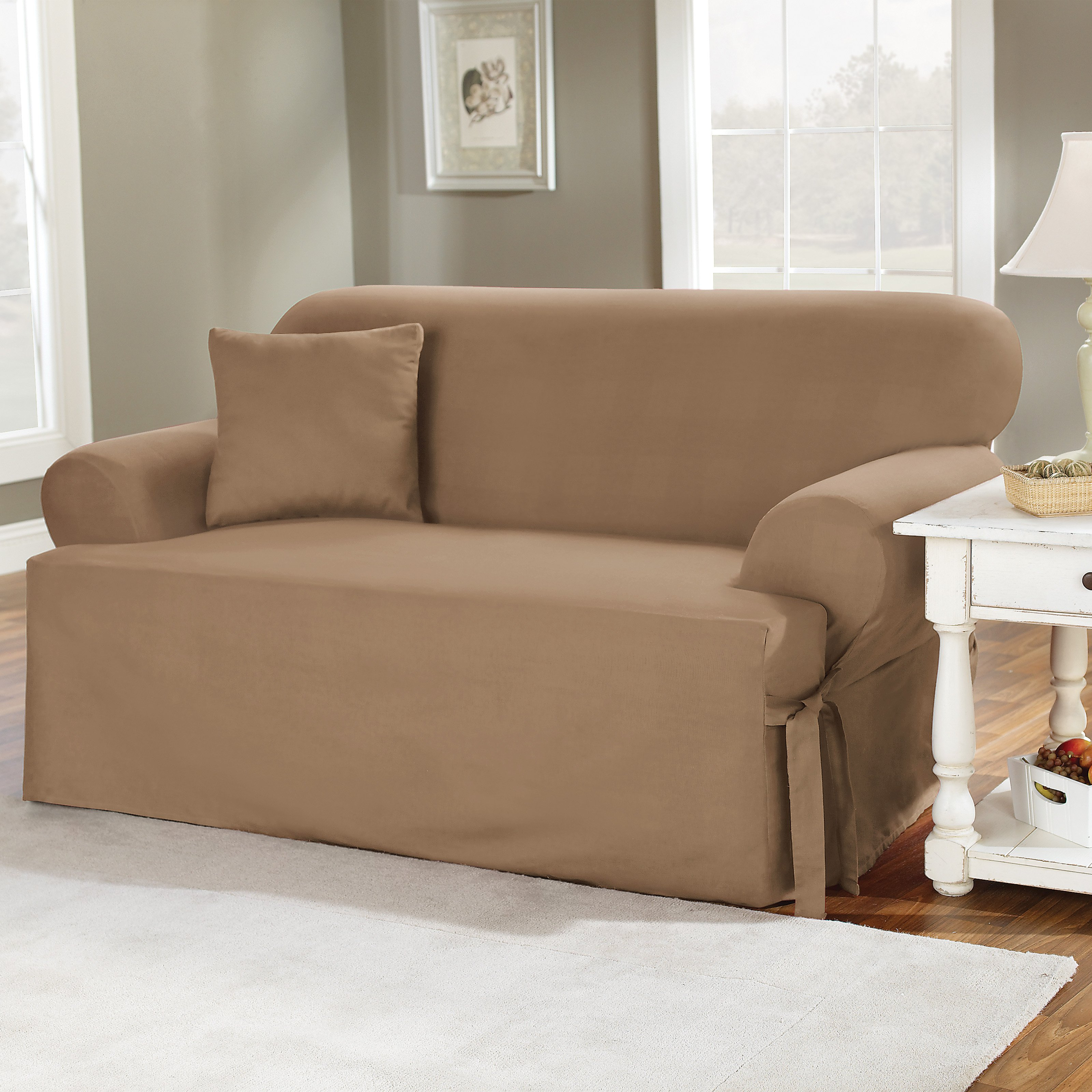 Furniture: Protecting Furniture From Kids With Sofa Arm Covers With Regard To Well Liked Covers For Sofas And Chairs (View 8 of 20)