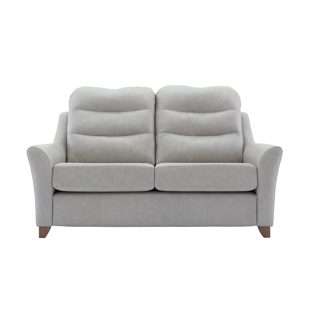 G Plan Tate Leather 2 Seater Sofa – Smiths The Rink Harrogate Pertaining To Most Popular Tate Ii Sofa Chairs (Gallery 2 of 20)