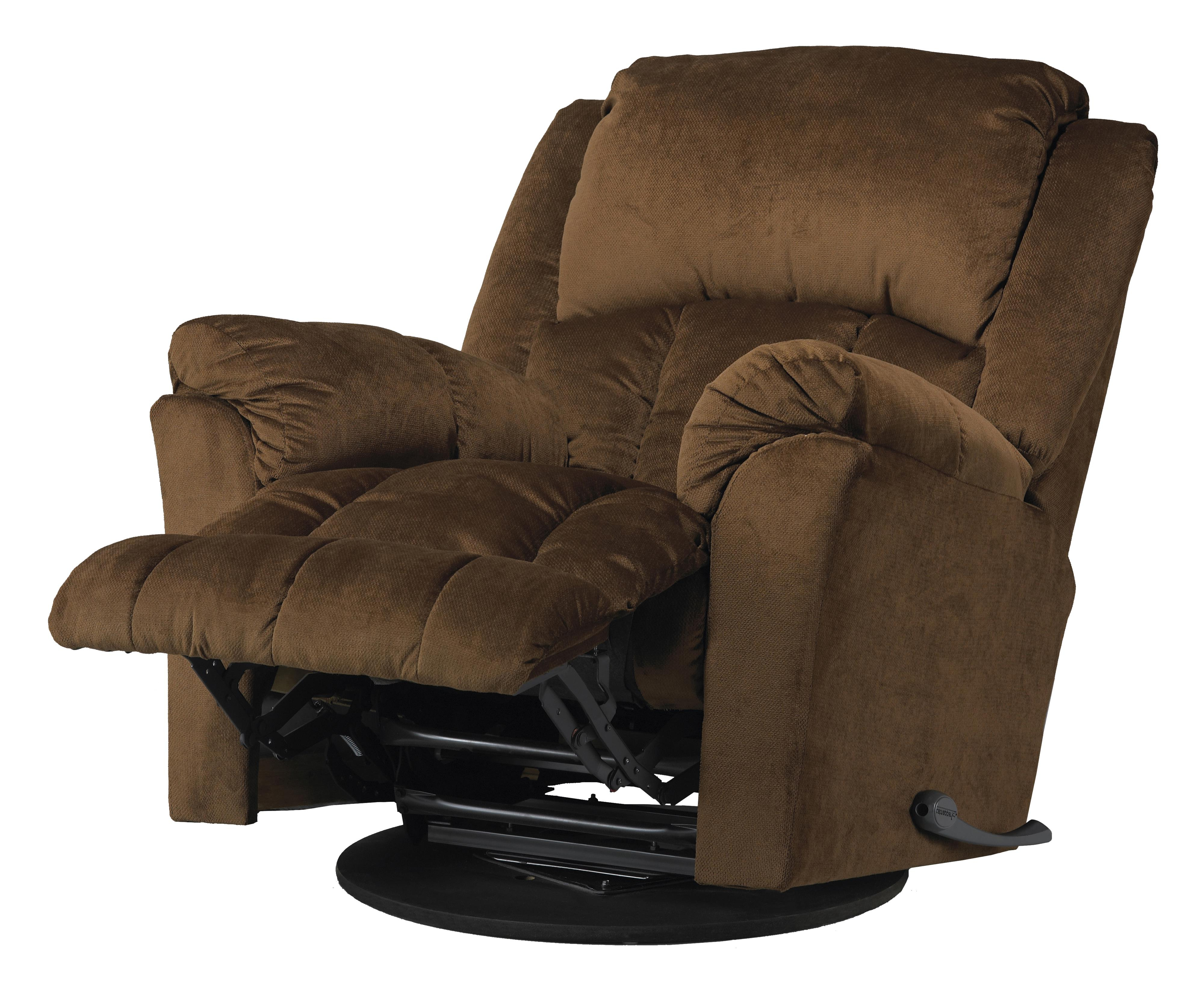 Gibson Swivel Cuddler Chairs Pertaining To Recent Motion Chairs And Recliners Gibson Lay Flat Reclinercatnapper At  Furniture Fair – North Carolina (Gallery 3 of 20)