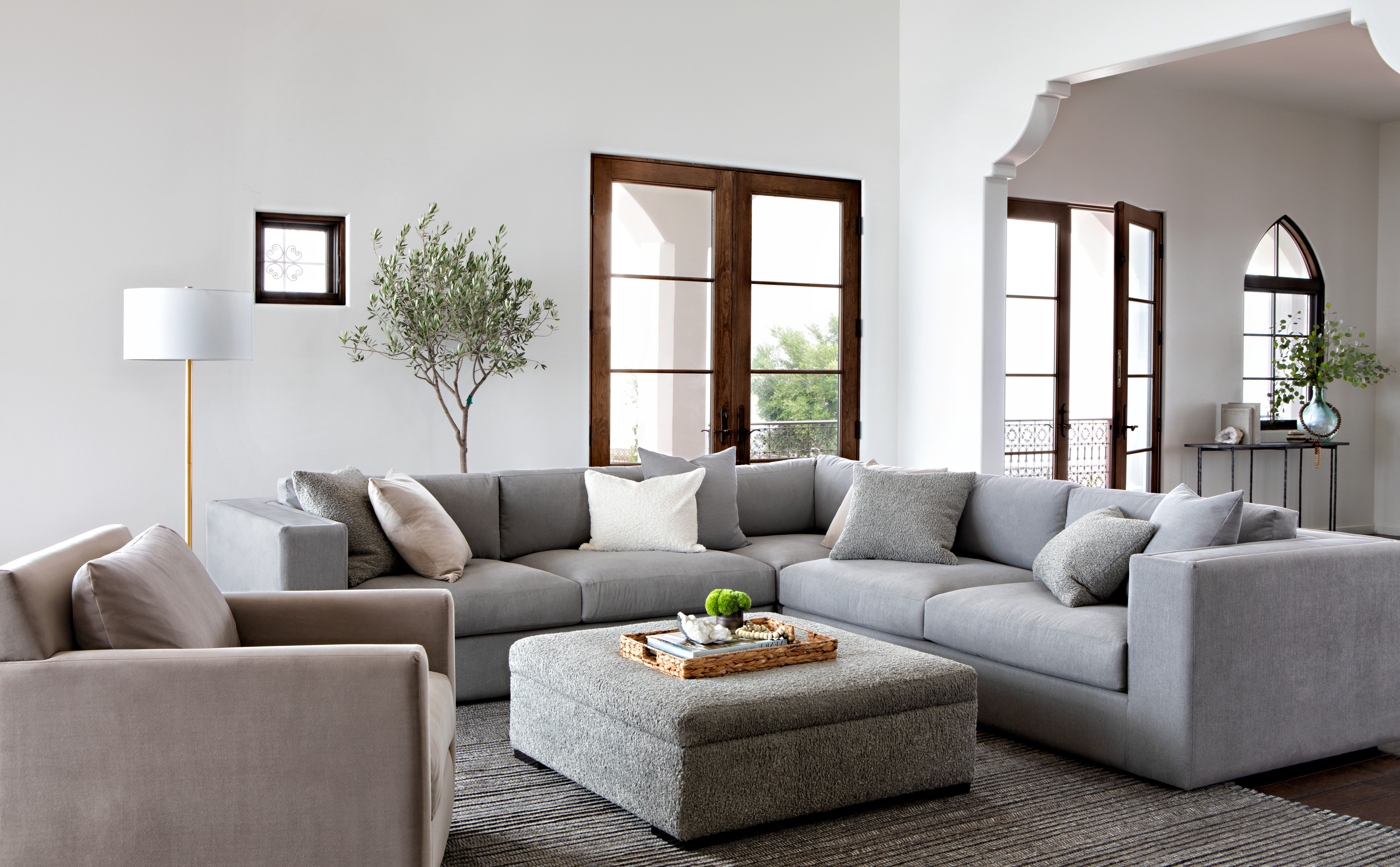 Gwen Sofa Chairs By Nate Berkus And Jeremiah Brent In Popular Whitley 3 Piece Sectionalnate Berkus And Jeremiah Brent (Gallery 11 of 20)