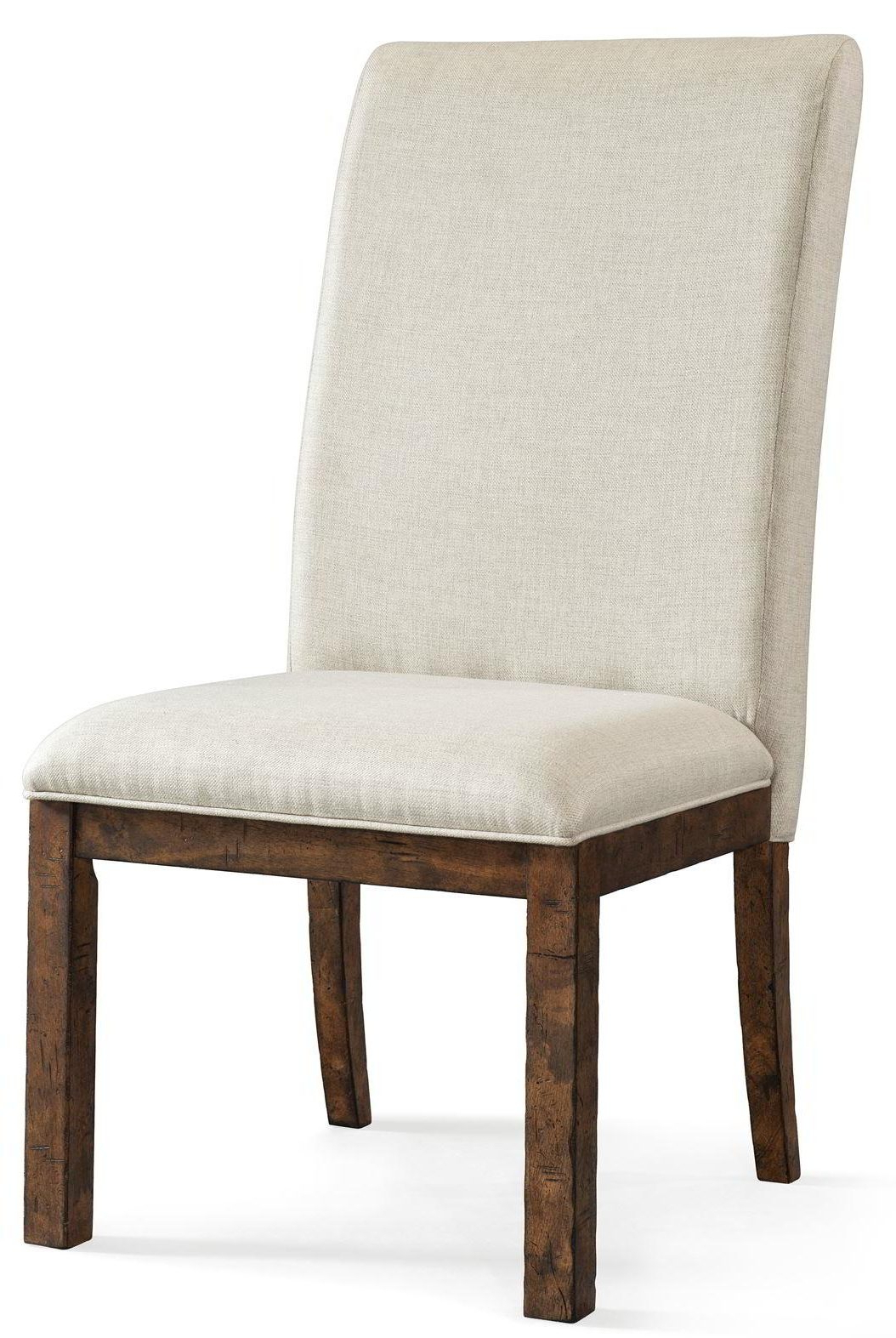 Gwen Upholstered Side Chair, Simple Elegance – Frontroom Furnishings For Widely Used Gwen Sofa Chairs (View 10 of 20)