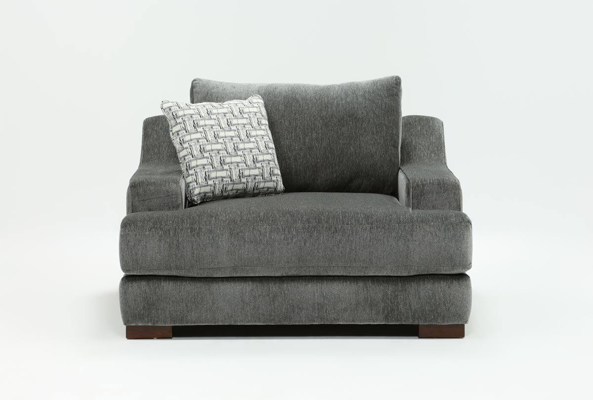 Harper Down Oversized Sofa Chairs Throughout Trendy Maddox Oversized Chair (Gallery 8 of 20)