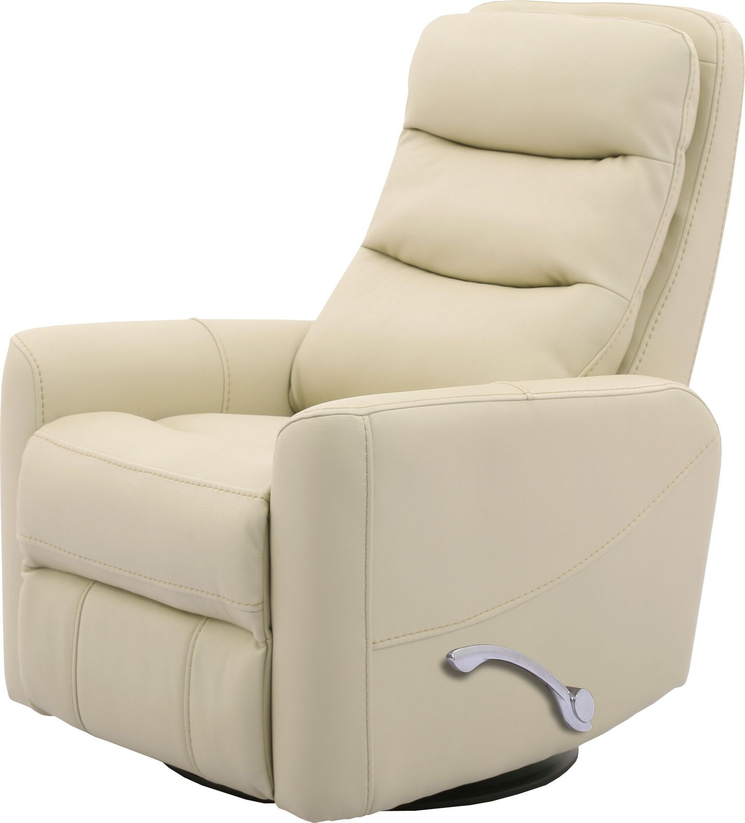 Hercules Grey Swivel Glider Recliners For Most Current Hercules Oyster Swivel Glider Recliner With Articulating Headrest (View 2 of 20)