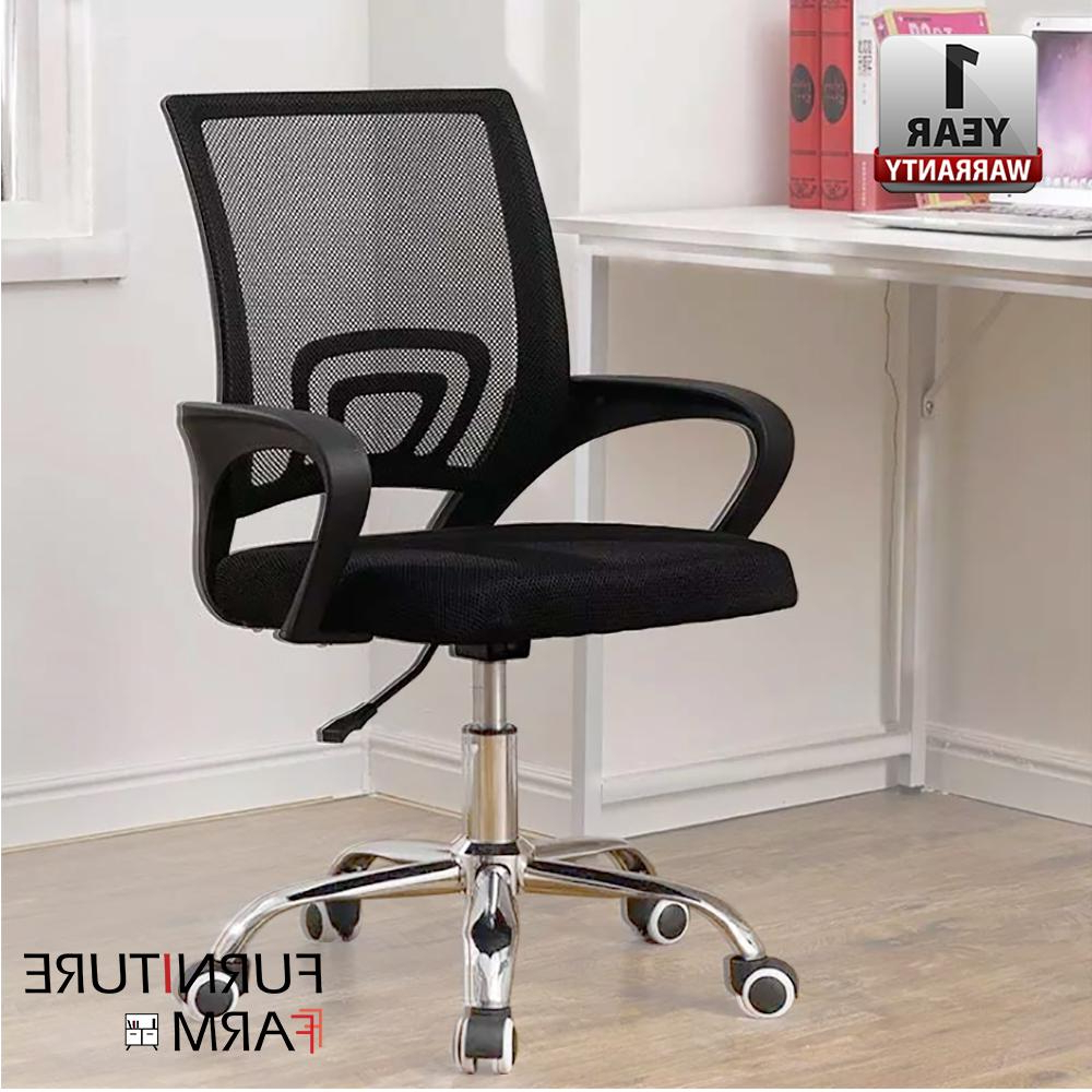 Home Home Office Chairs – Buy Home Home Office Chairs At Best Price With Regard To Most Recently Released Chill Swivel Chairs With Metal Base (Gallery 14 of 20)