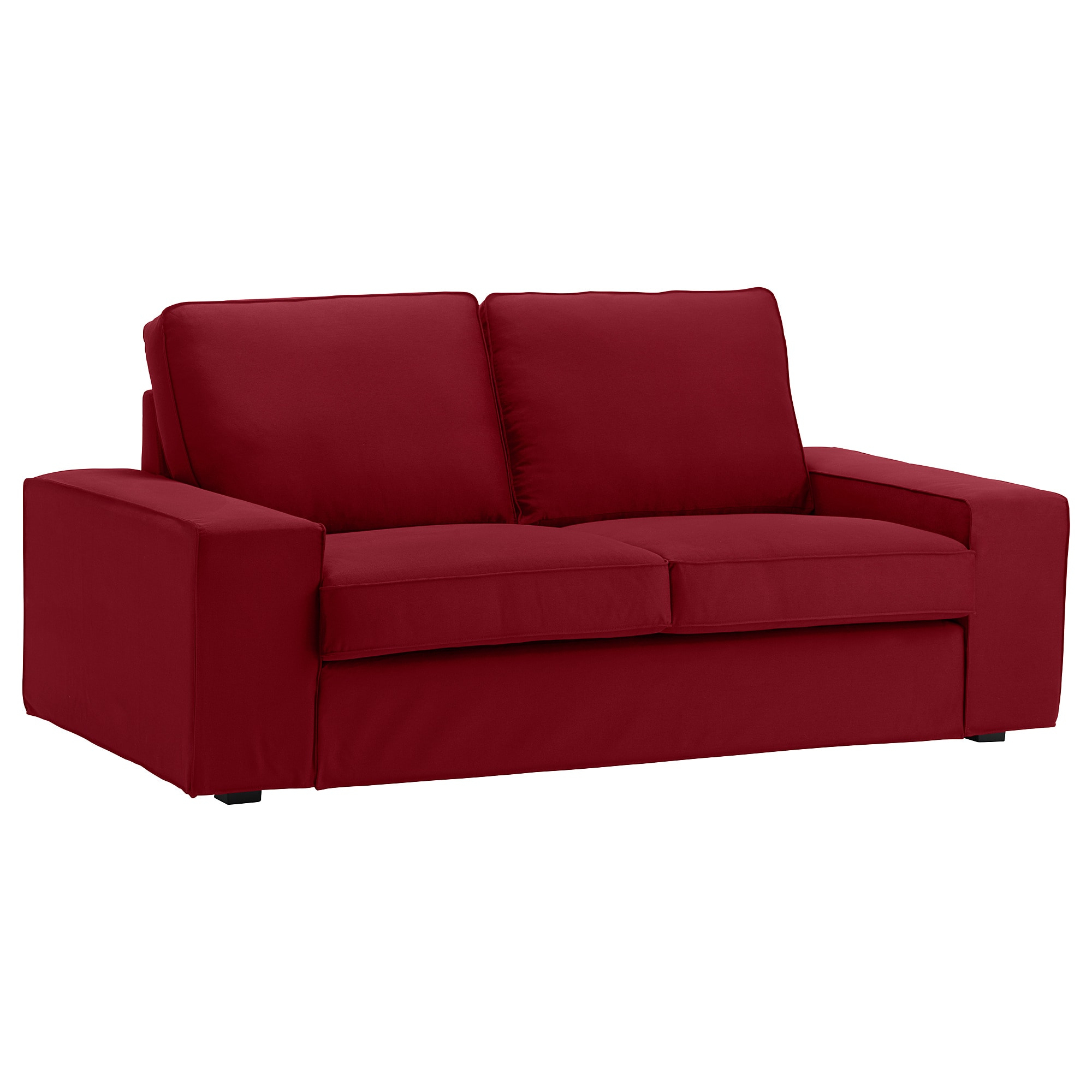 Ikea For Popular Red Sofas And Chairs (Gallery 20 of 20)