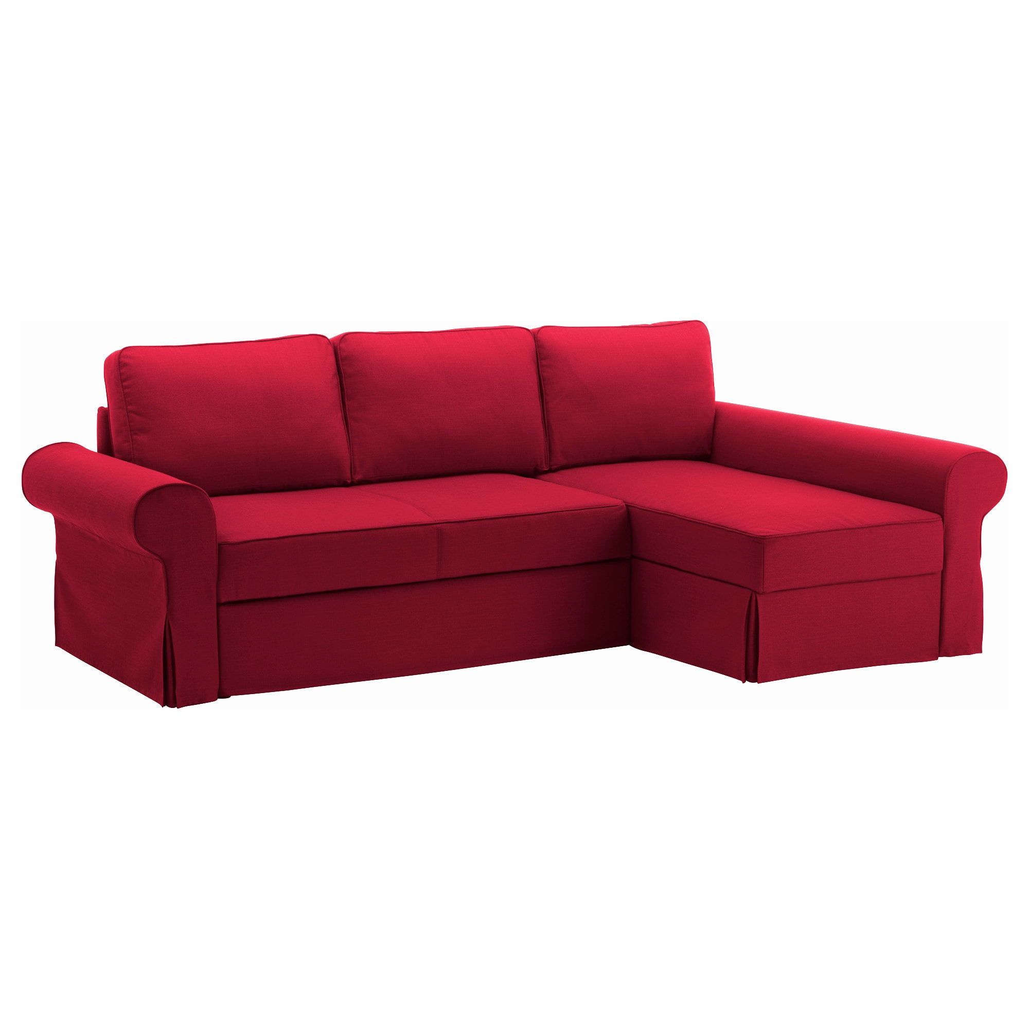 Ikea In Red Sofas And Chairs (Gallery 7 of 20)