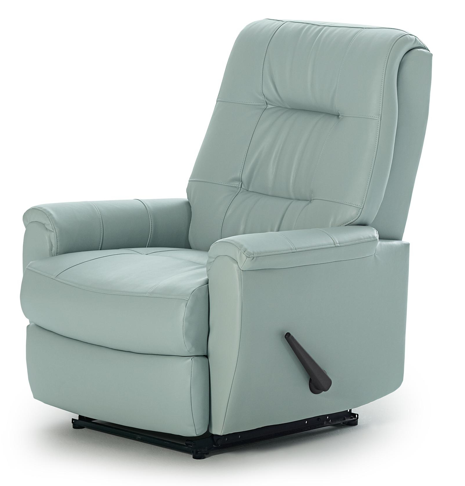 Intended For Most Popular Decker Ii Fabric Swivel Rocker Recliners (View 4 of 20)