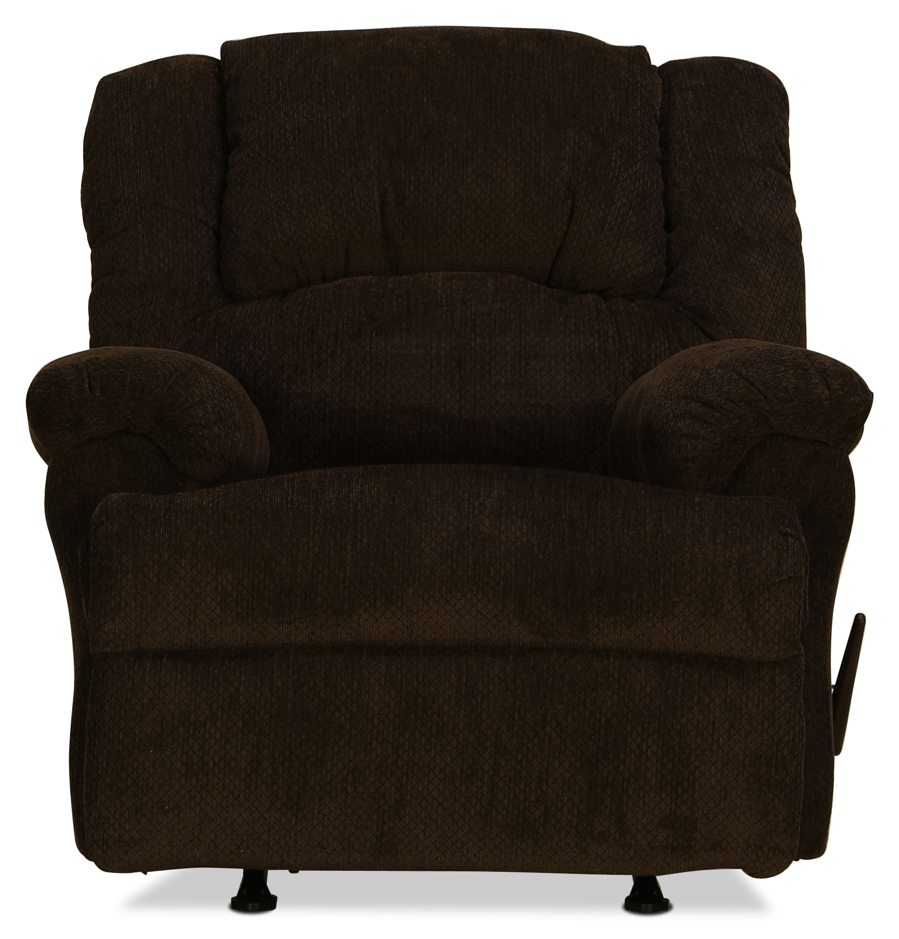 Intended For Trendy Decker Ii Fabric Swivel Glider Recliners (Gallery 7 of 20)