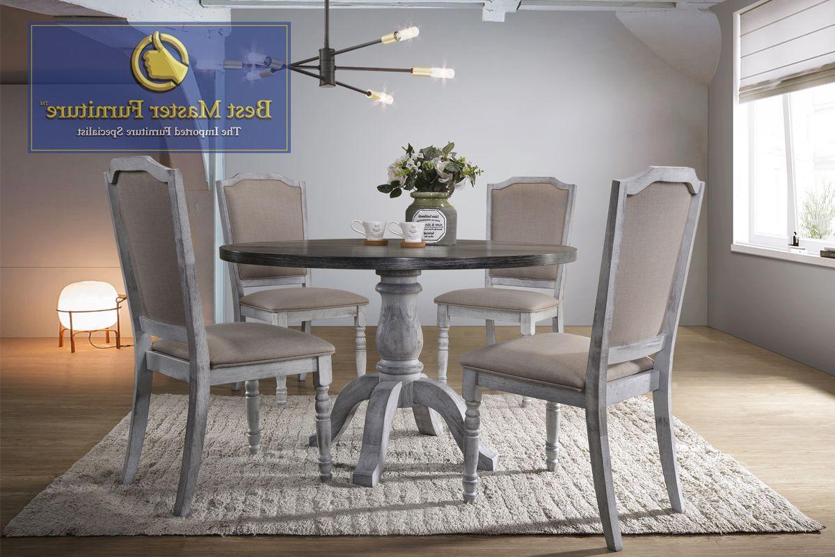Karen Dinette Set – Best Master Furniture For Well Known Karen Sofa Chairs (Gallery 18 of 20)
