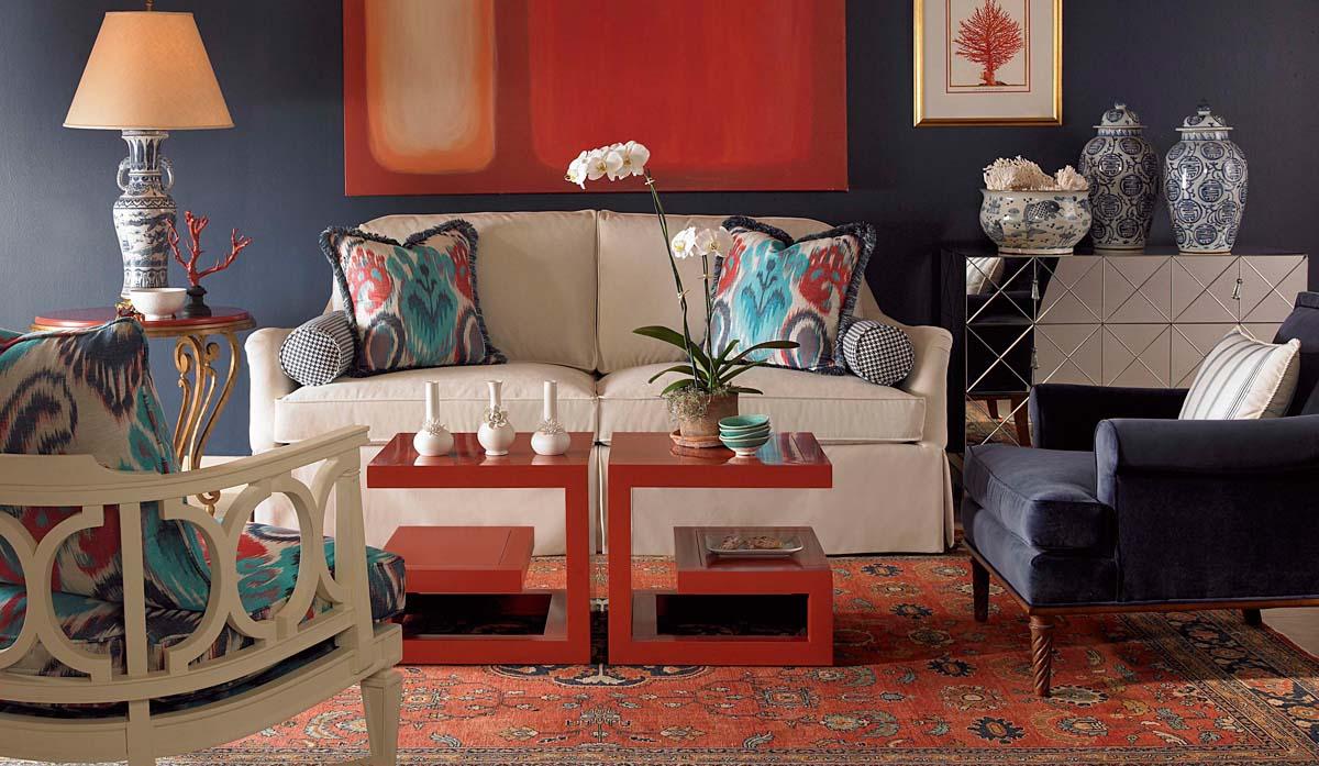 Karen Sofa Chairs Inside Most Popular Century Furniture Archives – Karen Mills (Gallery 5 of 20)