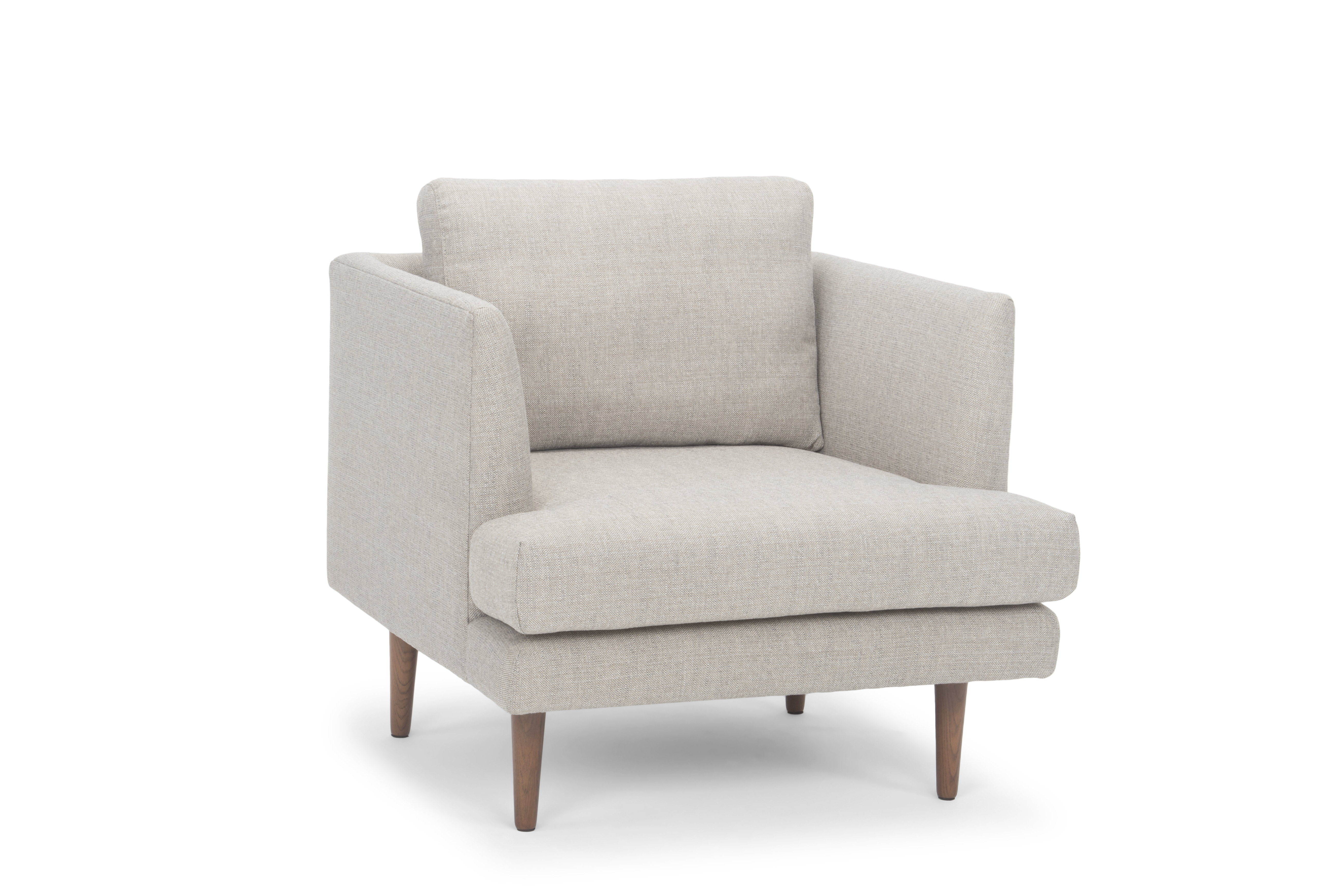 Katrina Beige Swivel Glider Chairs Within Most Recent Octavio Armchair & Reviews (View 10 of 20)