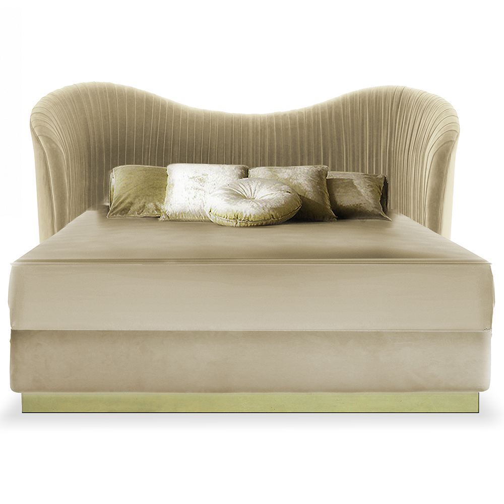 Kiara Sofa Chairs Intended For Most Popular Kiara Kelly Luxury Bed – Robson Furniture (View 15 of 20)