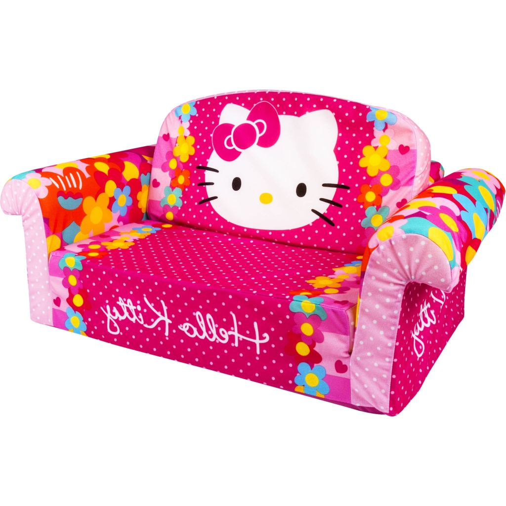 Kids Sofa Chair And Ottoman Set Zebra Intended For Most Popular Furniture: Kids Sofa Chair Mesmerizing Chairs Modern Style Kids Sofa (Gallery 17 of 20)