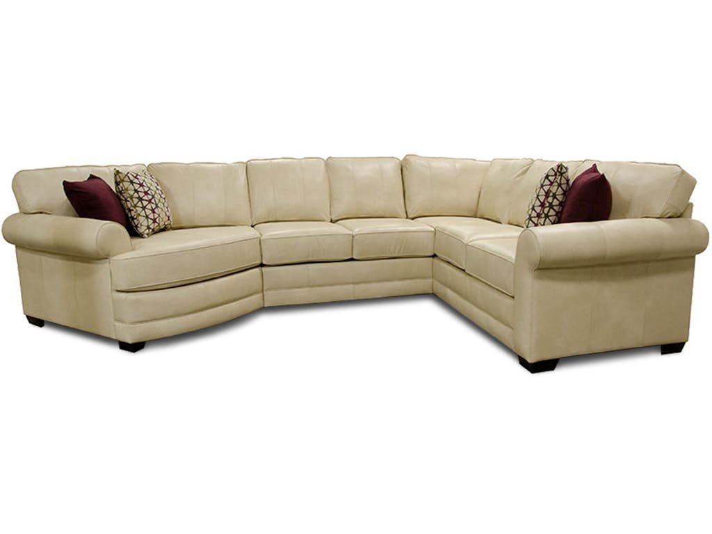 Landry Sofa Chairs Intended For Most Up To Date England Furniture Landry Sectional 5630Al : Gamburgs Furniture (View 12 of 20)