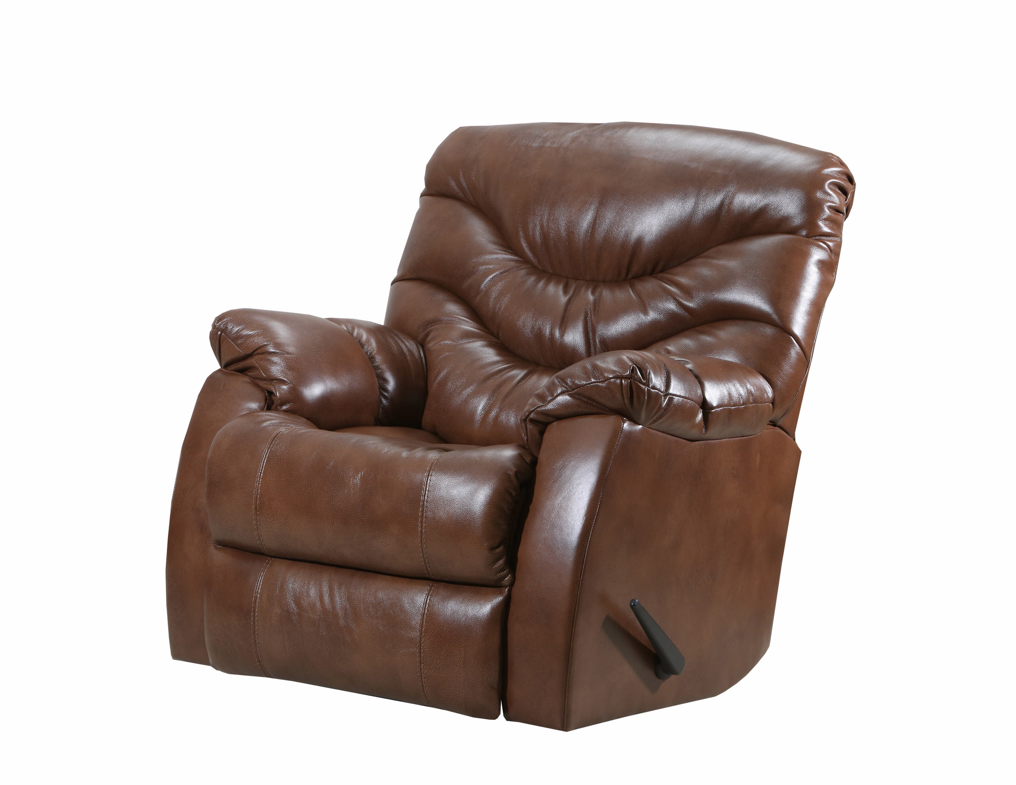 Lane Furniture Yellowstone Tobacco Swivel Rocker Recliner & Reviews For Widely Used Swivel Tobacco Leather Chairs (View 11 of 20)