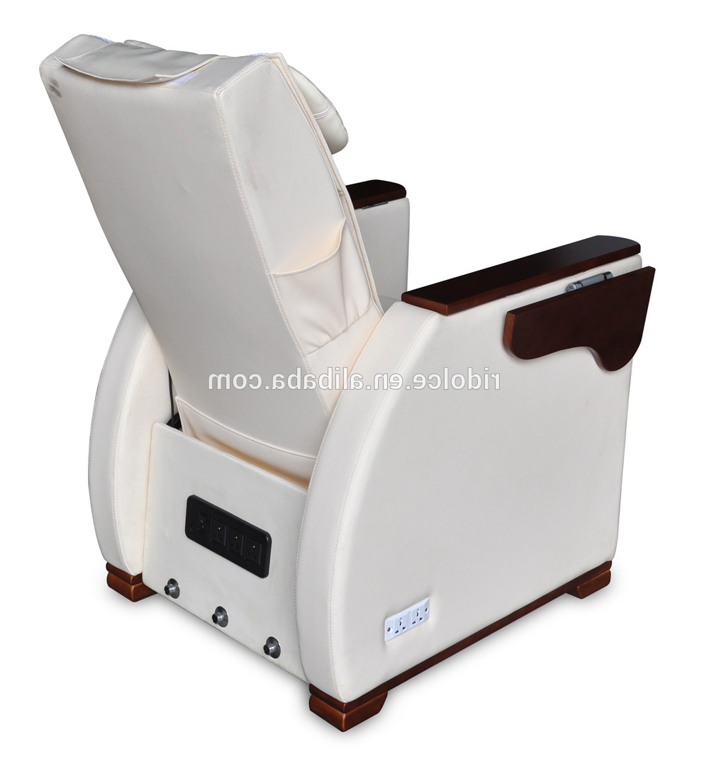 Latest Foot Massage Sofa Chair Salon Furniture Using Reflexology Sofa Chair With Foot Massage Sofa Chairs (View 5 of 20)