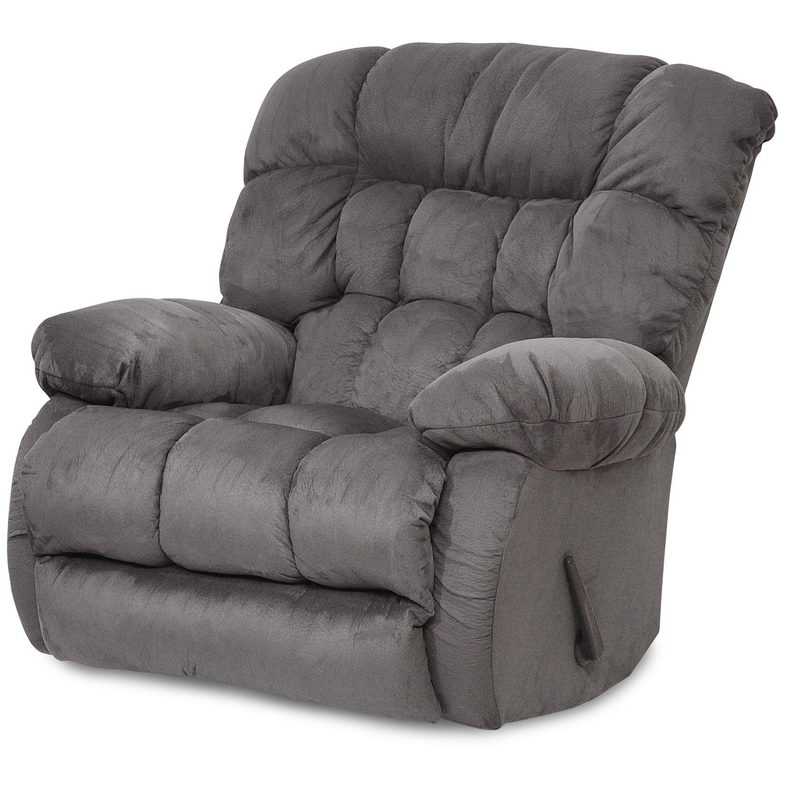 Latest Rogan Leather Cafe Latte Swivel Glider Recliners Inside Furniture: Surprising Simmons Recliners For Contemporary Living Room (View 7 of 20)