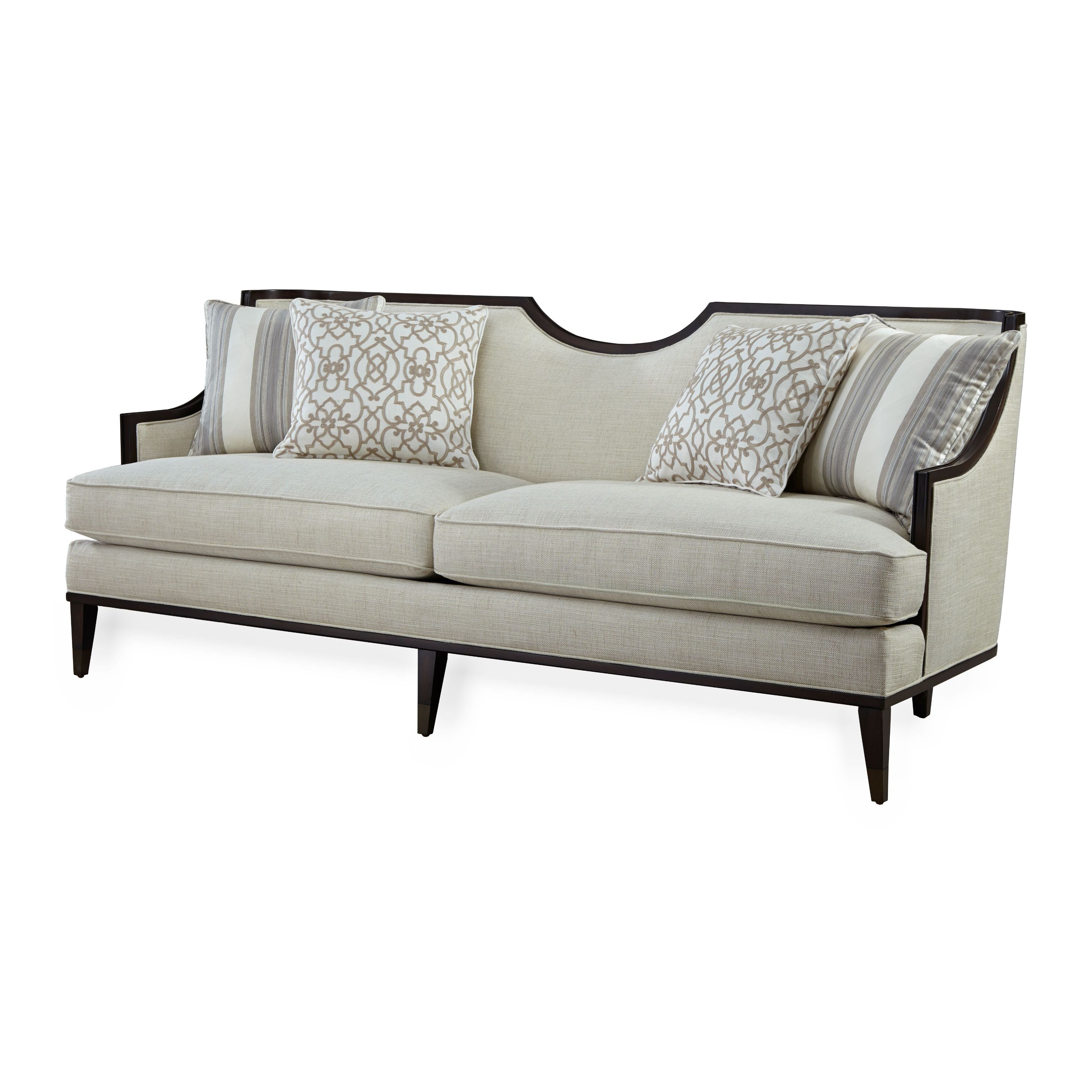 Latest Shop A.r.t. Furniture Harper Ivory Sofa – Free Shipping Today With Regard To Harper Down Oversized Sofa Chairs (Gallery 13 of 20)