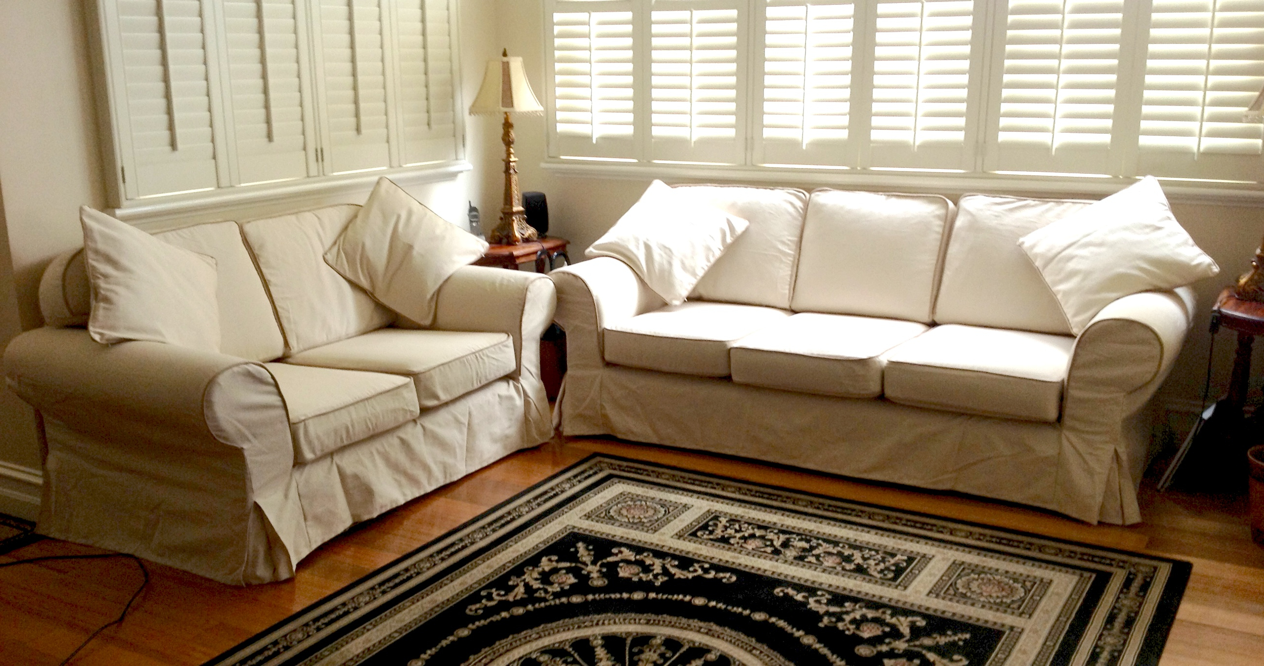 Latest Slipcovers For Sofas And Chairs For Custom Slipcovers And Couch Cover For Any Sofa Online (View 8 of 20)