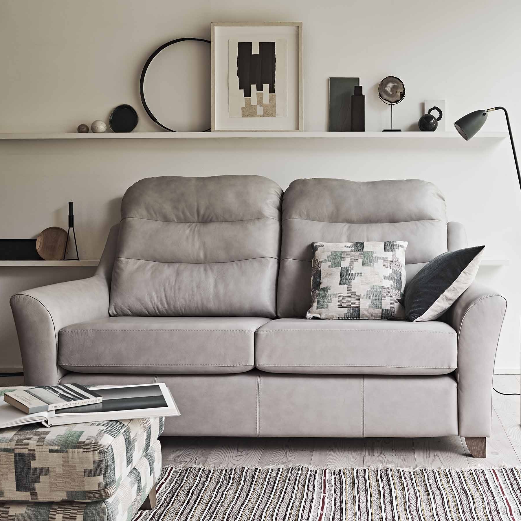 Latest Tate Arm Sofa Chairs With G Plan Tate Leather 3 Seater Sofa (Gallery 10 of 20)