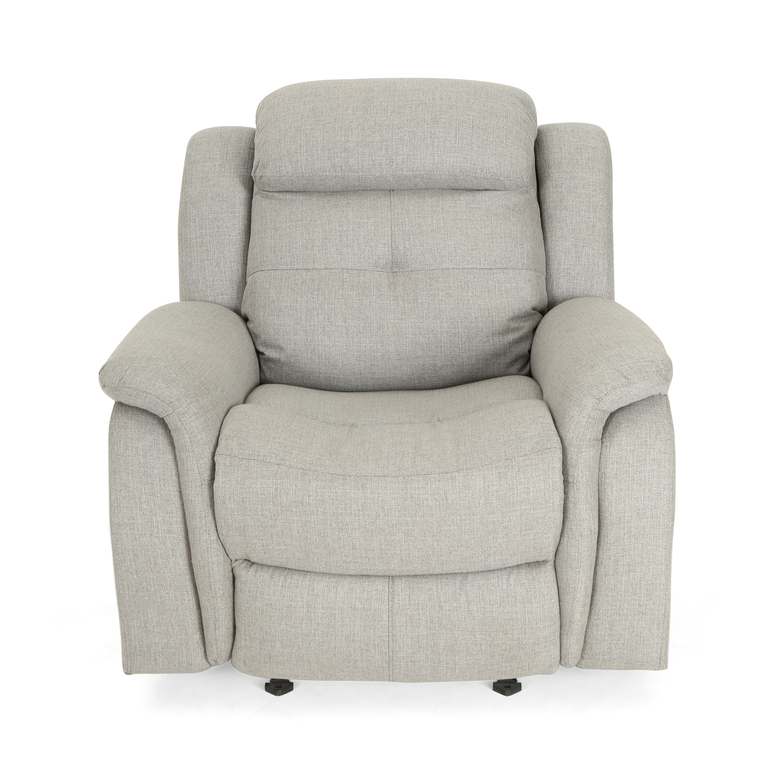 Latitude Run Anndale Traditional Manual Rocking Glider Recliner For Trendy Dale Iii Polyurethane Swivel Glider Recliners (View 9 of 20)