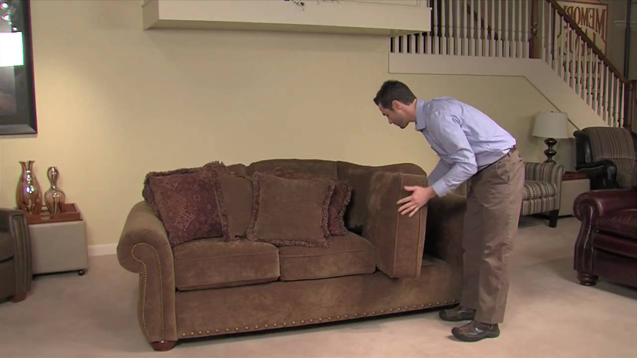 Lazy Boy Sofas And Chairs Inside Newest Regular Maintenance Of Your La Z Boy Recliner Or Sofa – Youtube (Gallery 17 of 20)