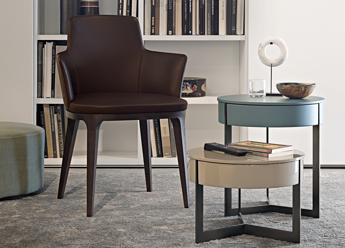 Lema Lucy Armchair/dining Chair – Lema Furniture At Go Modern, London With Regard To Most Recently Released Lucy Grey Sofa Chairs (View 13 of 20)