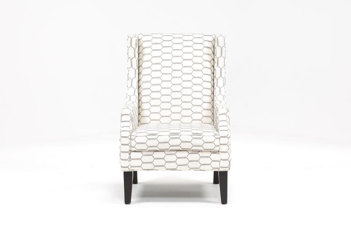 Lewis Zinc Wing Chair (View 4 of 20)