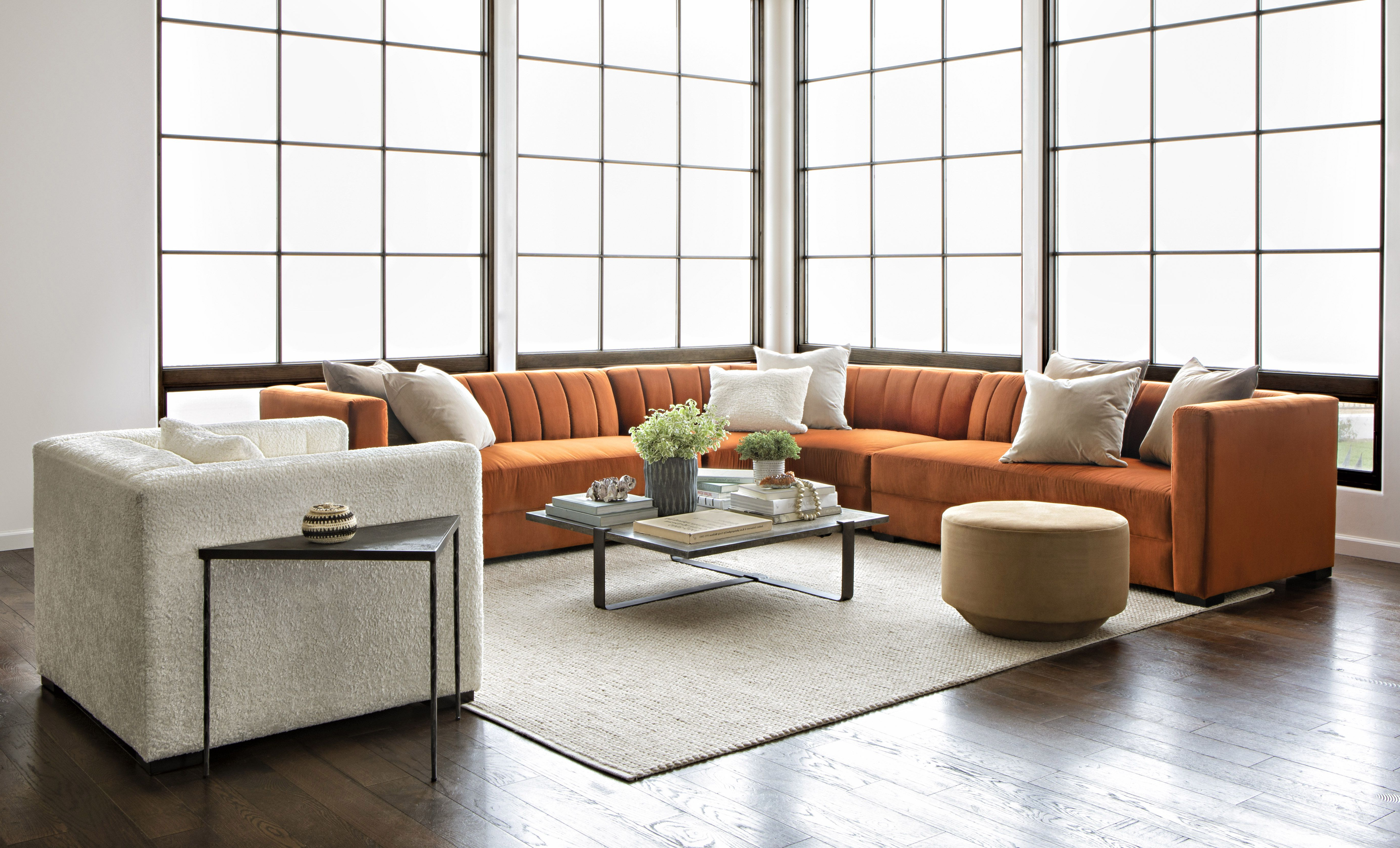 Liv Arm Sofa Chairs By Nate Berkus And Jeremiah Brent Pertaining To Well Liked Soane 3 Piece Sectionalnate Berkus And Jeremiah Brent (View 5 of 20)
