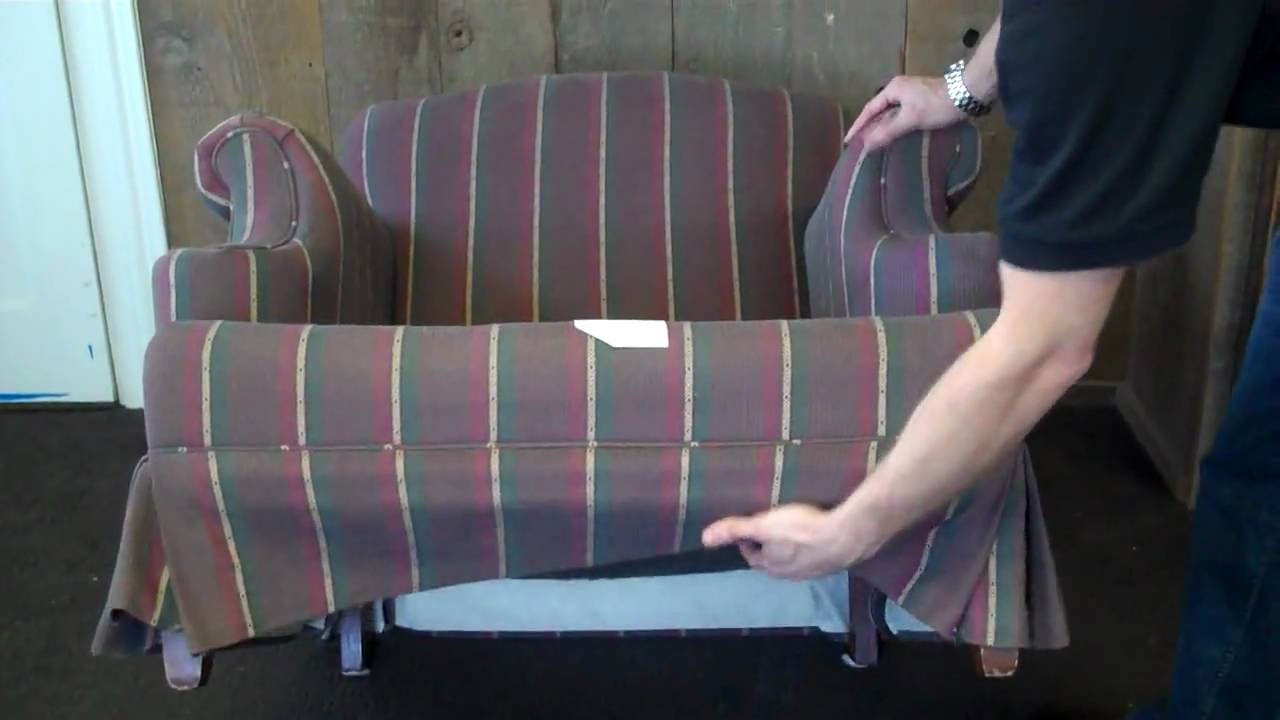 Liv Arm Sofa Chairs For 2018 How To Inspect A Couch For Bed Bugs (bbtv #44) – Youtube (View 20 of 20)
