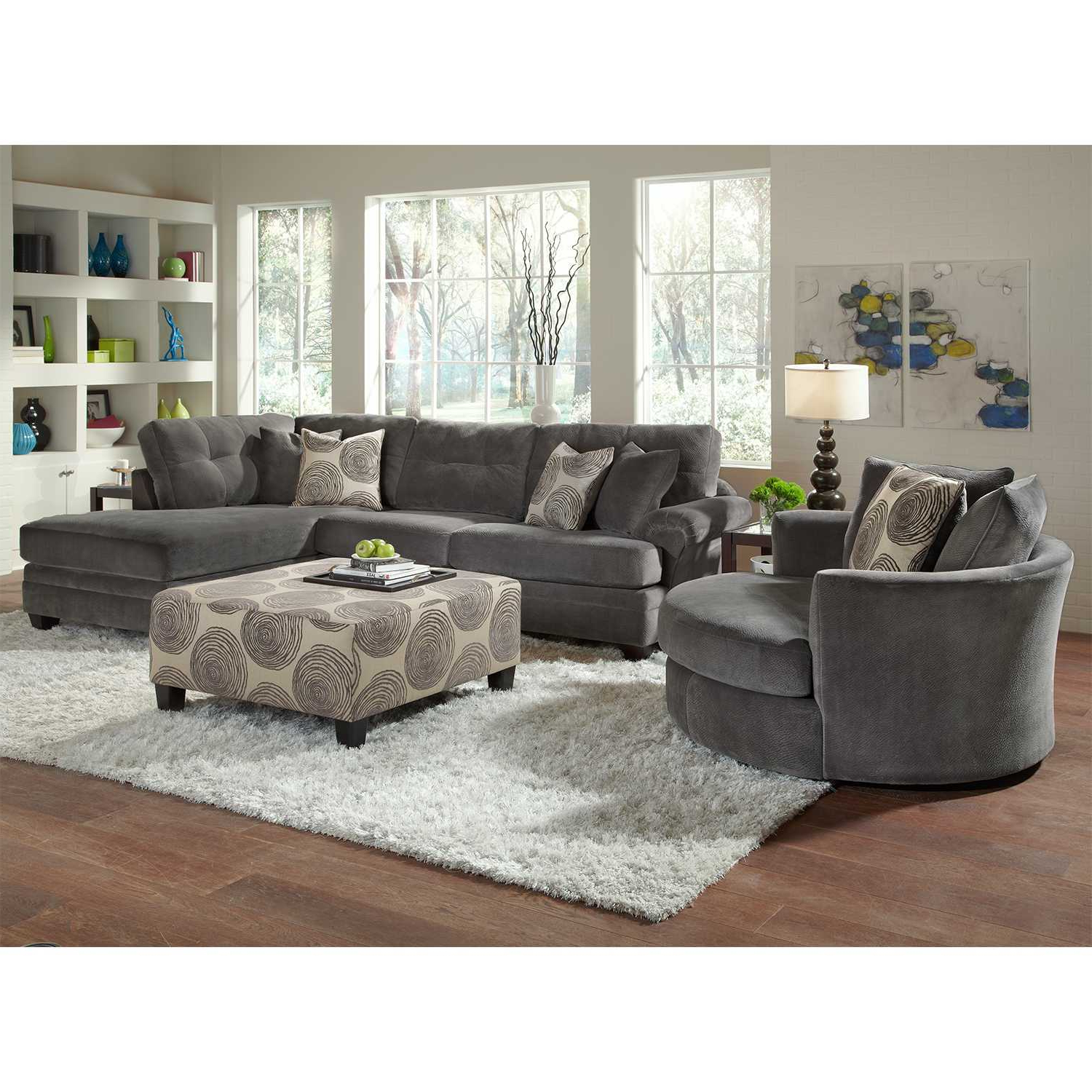 Living Room : Round Sofa Chair Round Lounge Couch Curved Sectional Intended For Preferred Round Sofa Chair Living Room Furniture (View 6 of 20)