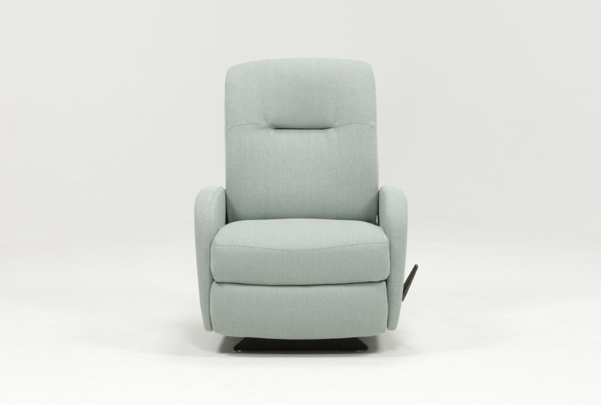 Featured Photo of Franco Iii Fabric Swivel Rocker Recliners