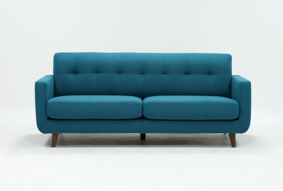 Living Spaces In Allie Jade Sofa Chairs (Gallery 1 of 20)