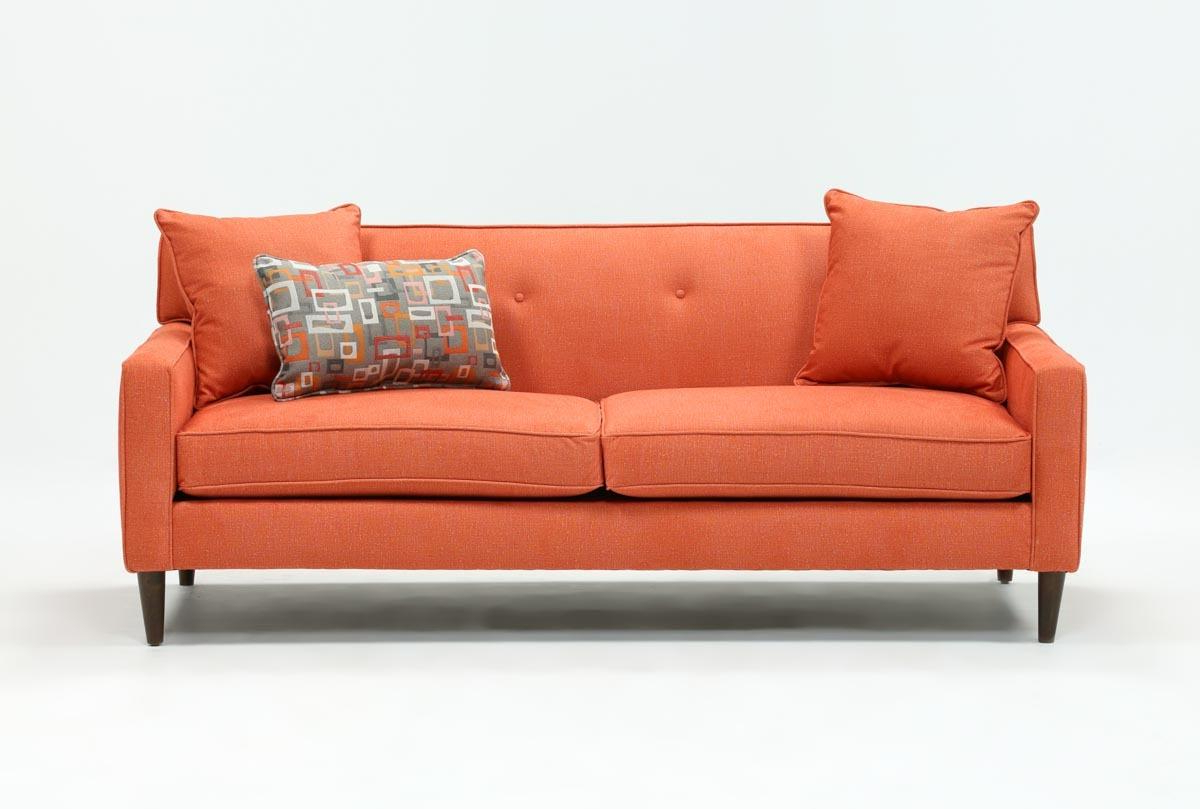 Living Spaces In Rory Sofa Chairs (View 3 of 20)