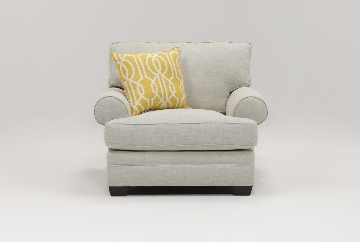 Living Spaces Intended For Karen Sofa Chairs (View 1 of 20)