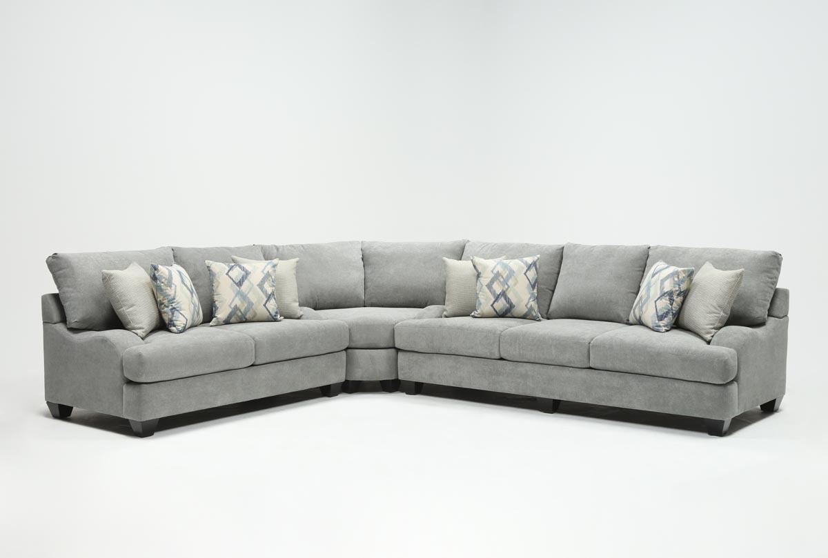 Living Spaces Regarding Mesa Foam Oversized Sofa Chairs (View 7 of 20)
