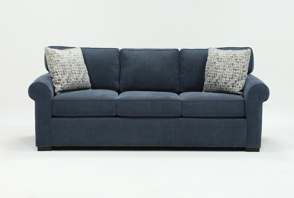 Living Spaces Regarding Newest Elm Sofa Chairs (View 7 of 20)