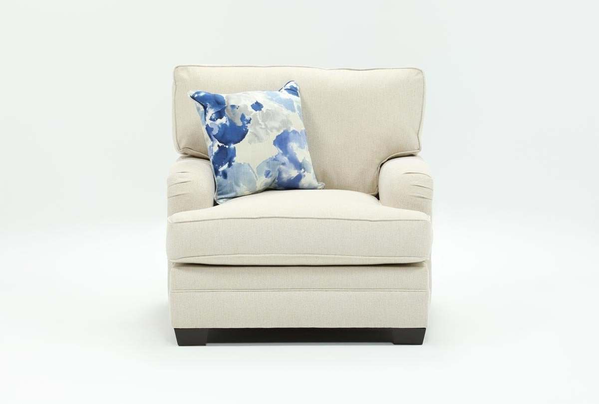 Living Spaces With Well Known Marissa Sofa Chairs (View 6 of 20)