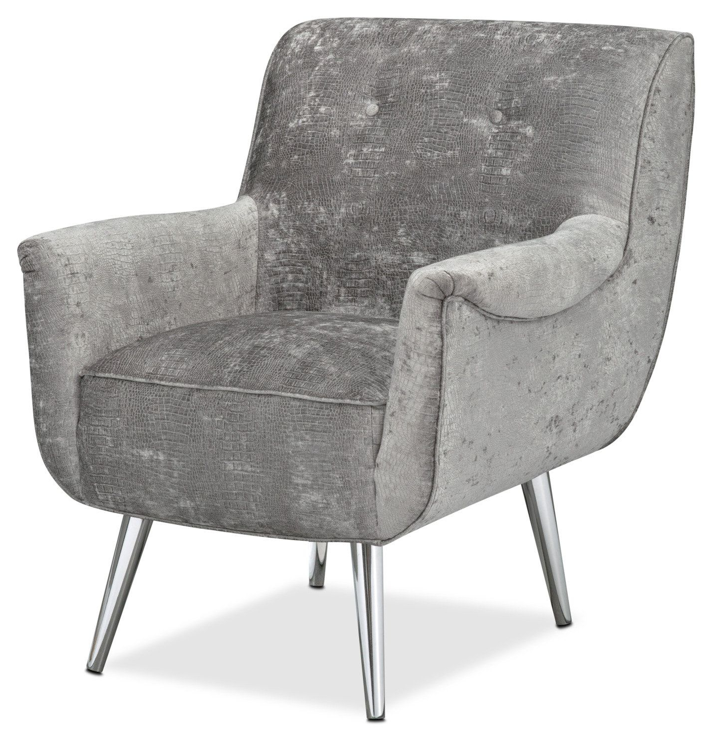 Loft Smokey Swivel Accent Chairs In Widely Used Mid Century Marvel. The Moda Accent Chair Fuses A Modern Style With (Gallery 1 of 20)