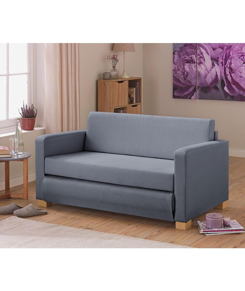 Lucy Dark Grey Sofa Chairs With Most Current Buy Lucy Fabric Sofa Bed – Charcoal At Argos.co.uk – Your Online (Gallery 19 of 20)