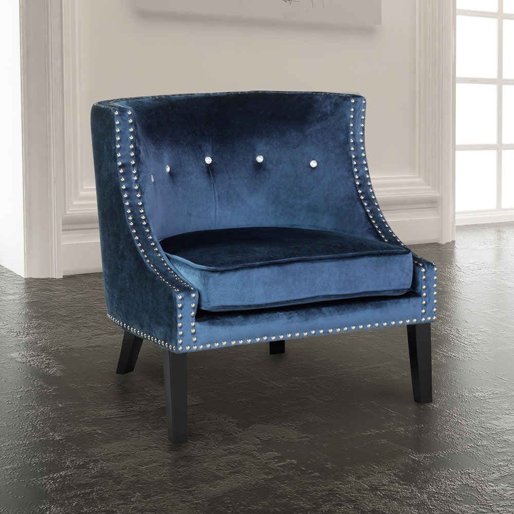 Lucy Grey Sofa Chairs Pertaining To Most Recent Lucy Grey Velvet Chair (View 15 of 20)